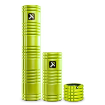 Trigger Point Foamroller Grid, Lime, 221000-L - 2